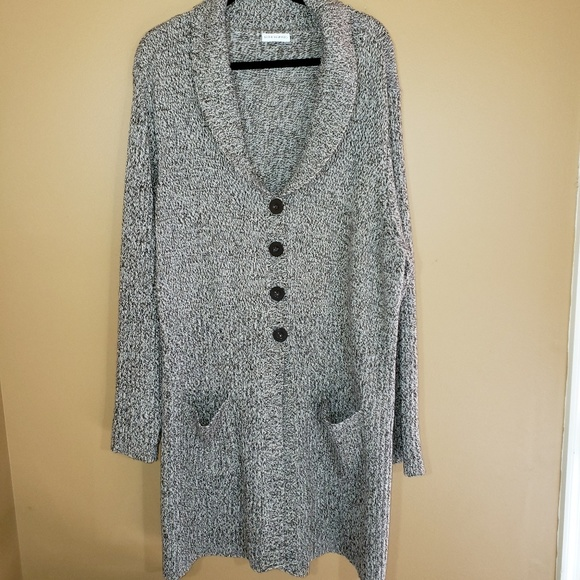 Fashion bug long cardigan size 2X/3X
